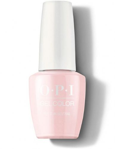 OPI Gelcolor Put it in neutral